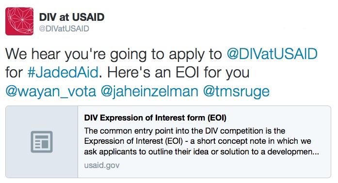 USAID-DIV-Twitter
