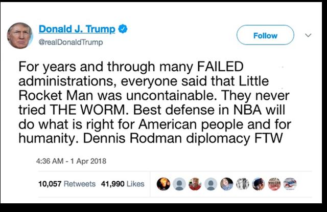 dennis rodman diplomacy